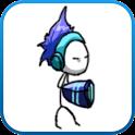 Grow Hidden Weapons : Stickman Clicker icon