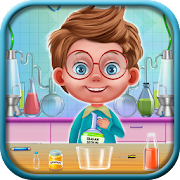 Science Experiments With Water : Kids Science Lab