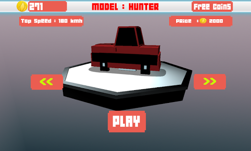 Crossy Traffic Racer 3D