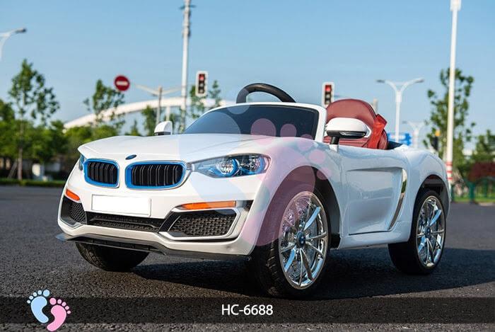 Ô tô điện thể thao cho bé HC-6688 5