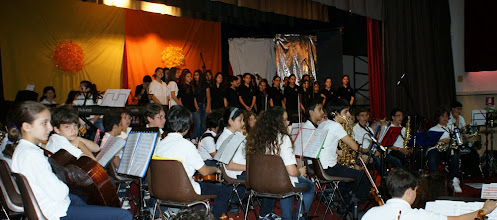 Photo: coro polifonico a.s.2012/2013