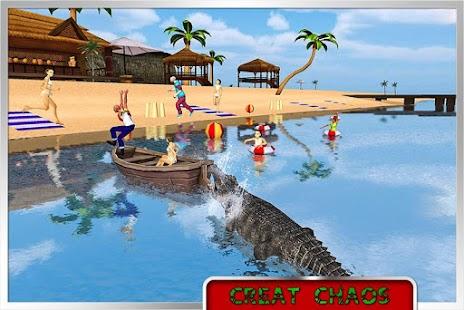 Crocodile Simulator 2016 - náhled
