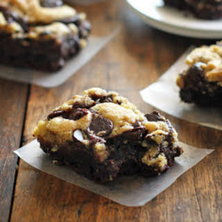 Chocolate Chip Cookie Brownies.