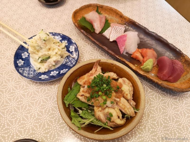 ツバメヤ-食事1
