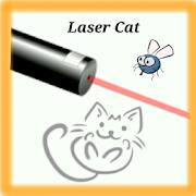 Laser cat no Ad  Icon