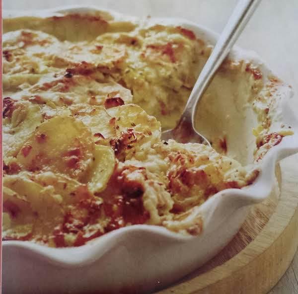 Leek And Potato Gratin Recipe