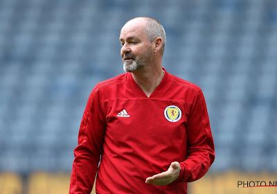 """Le sélectionneur écossais veut tenter le coup contre les Diables Rouges : """"Oser prendre des risques"""""""