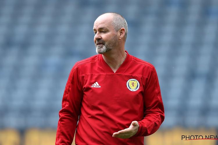 Le sélectionneur de l'Écosse n'ira pas au tirage au sort de la Ligue des Nations