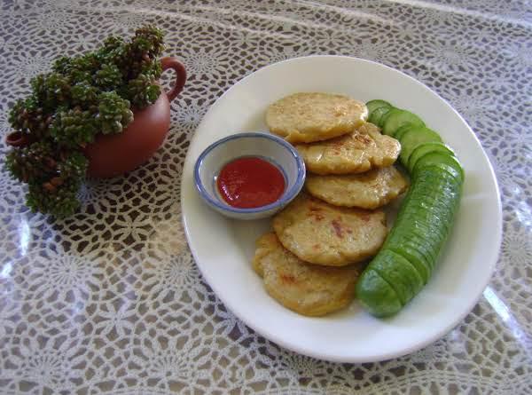 13  Pan Fried Fish Cakes