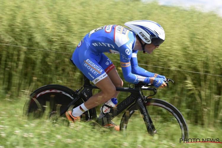 """Belg van Wanty-Groupe Gobert solliciteert openlijk na sterke prestatie in Daupiné: """"Hoop op Tour-selectie"""""""