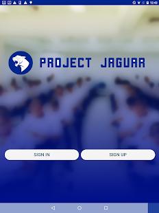 Project Jaguar - náhled