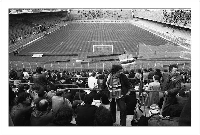 Stadio L. Ferraris, Genova. di BBB
