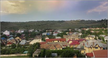 Photo: Str. Basarabiei, Nr.44  - Salis Hotel - vedere panorama - 2017.08.17
