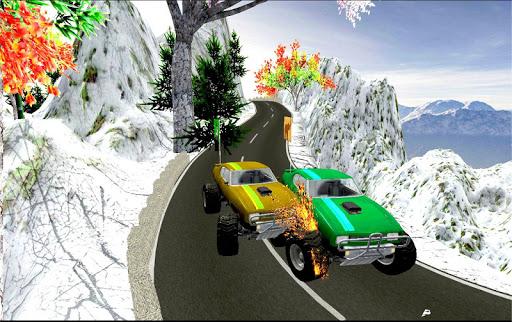 玩免費賽車遊戲APP|下載ミニ モンスター 車 レーシング app不用錢|硬是要APP