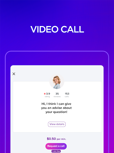 denda - Live video call with an expert hack tool