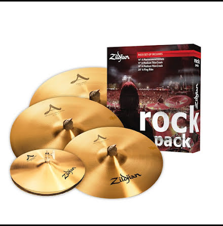 A Zildjian Rock Pack - A0801R