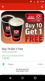 CIRCLE K- screenshot thumbnail