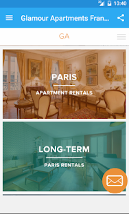 Glamour Apartments France- screenshot thumbnail