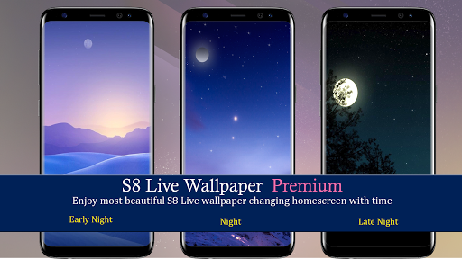 S8 & S8+ Live Wallpaper (Day Night Beautiful) 2 2 2 APK by