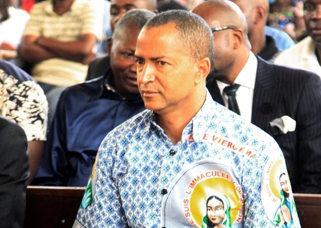 Moise Katumbi, a former governor and prominent opposition leader. Picture: REUTERS/KENNY KATOMBE