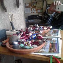 Photo: Wigilijne cukierki i zamieszanie zwierciadlane (32)