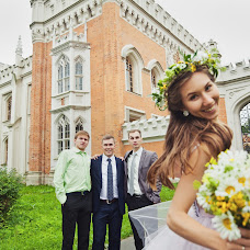 Wedding photographer Tatyana Safronova (Runa). Photo of 26.07.2016