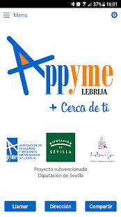 Appyme Lebrija - náhled