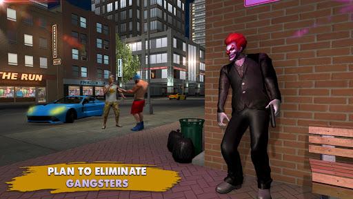 Killer Clown Vegas City Real Gangster 1.0.5 screenshots 1
