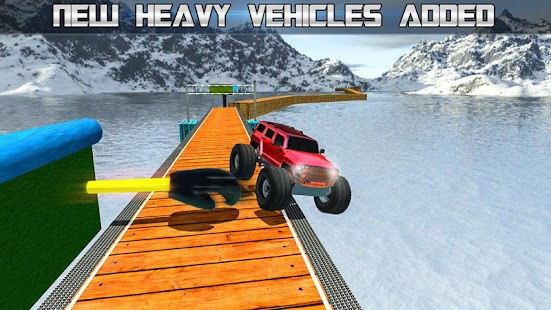 Impossible Tracks Stunt Car Racing Fun: Car Games Screenshot
