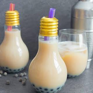 Sweetened Condensed Milk Tea Recipes.