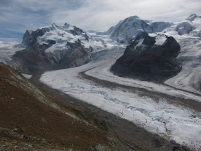Photo: Can't get enough of those amazing glacier views!