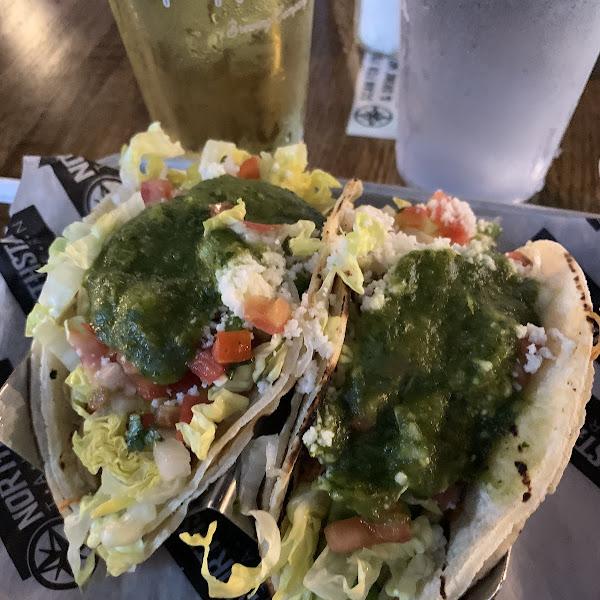 Gluten-Free Tacos at NorthStar Tavern