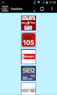 španělský rádio - náhled