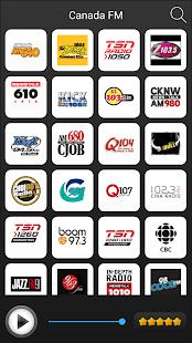 Canada Radio - Canada Internet Online FM AM - náhled