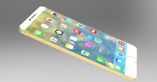 iPhone 8 To Have An Amazing Glass Screen ? | All Tech Blaze