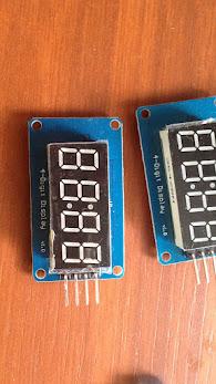 numeric led display