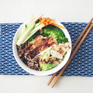Healthy Teriyaki Sauce (made with tamari).