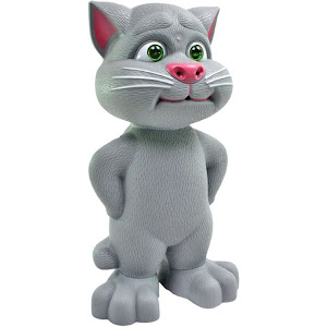 Set 2 jucarii interactive: pisicile Talking Tom + Talking Angela