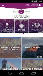 London Travel - náhled