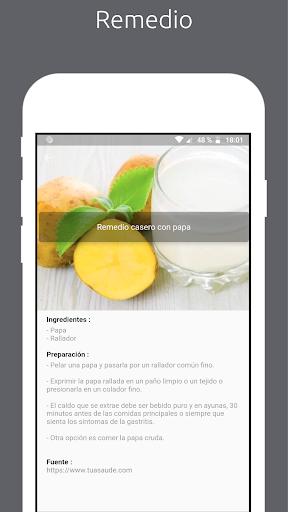 Natural : Medicina natural y recetas caseras screenshot 4