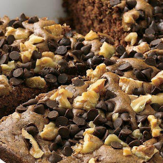 Chocolate Zucchini Snack Cake.