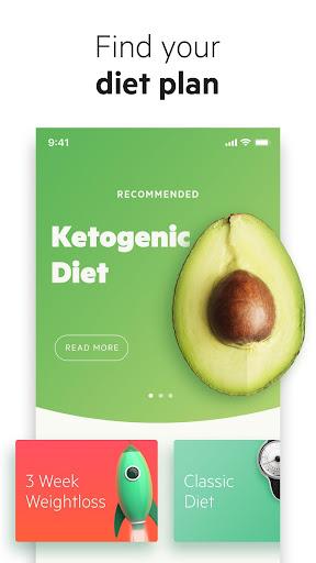 Lifesum - Diet Plan, Macro Calculator & Food Diary 6.4.0 screenshots 1