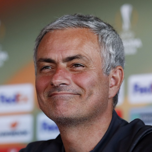 Manchester United manager Jose Mourinho. Picture: REUTERS/Jason Cairnduff