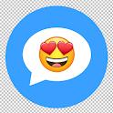 Messenger OS 12 Emoji icon