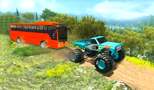 monster truck simulator pull drive apps on google play