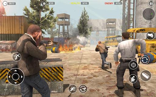 Anti Terrorist - Gun Shooting Game apklade screenshots 2