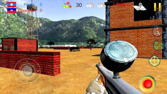 PaintBall Combat  Multiplayer - náhled