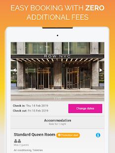 Last Minute Hotel Booking App