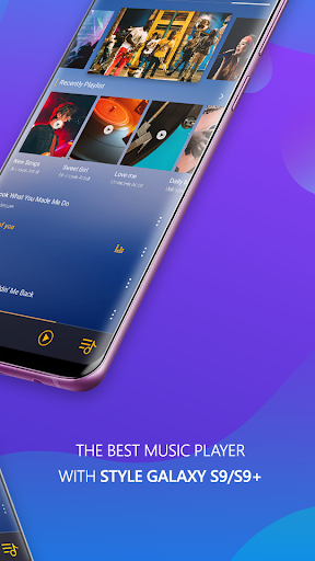 S10 Music Player - Music Player for S10 Galaxy 8.6 screenshots 8