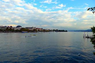 Photo: Zurich lac